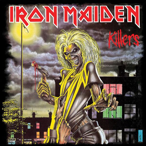 De Platenzaak | Voor tweedehands platen en nieuw Vinyl in Eindhoven | Vinyl | Iron Maiden, killers