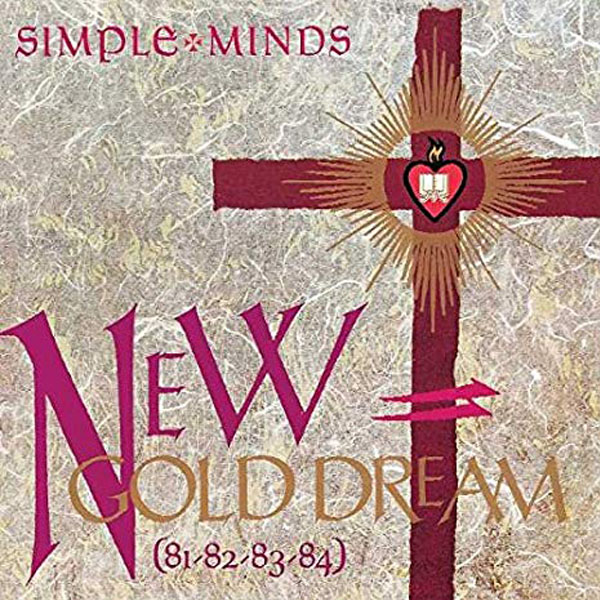 de platenzaak eindhoven | Vinyl | New gold dream, simple minds