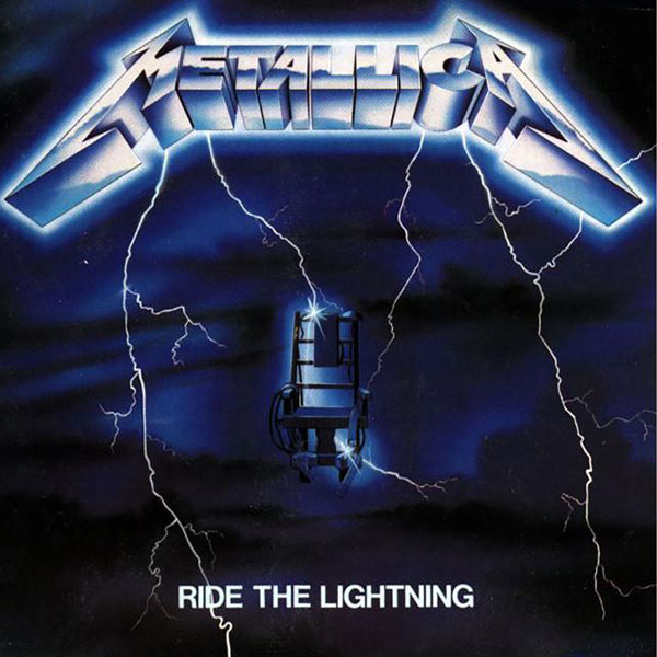 de platenzaak eindhoven | Vinyl | metallica, ride the lightning