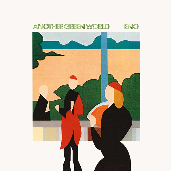 de platenzaak eindhoven, Eno – Another Green World