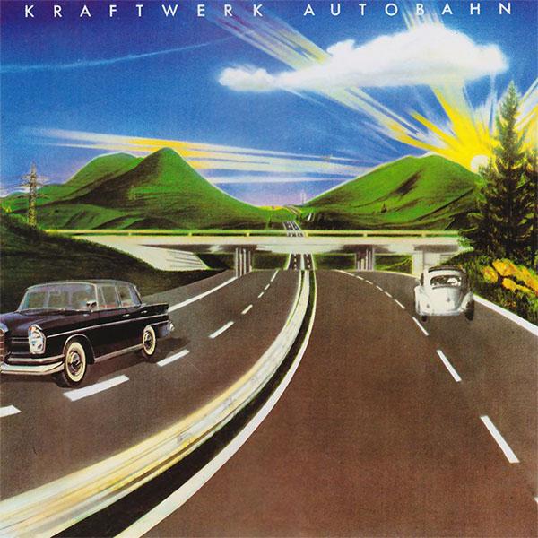 Kraftwerk – Autobahn - de platenzaak eindhoven