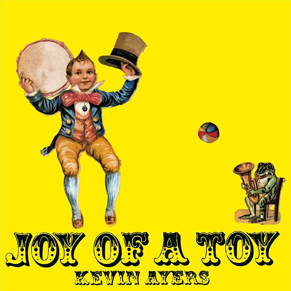 Kevin Ayers ‎– Joy Of A Toy ,de platenzaak eindhoven
