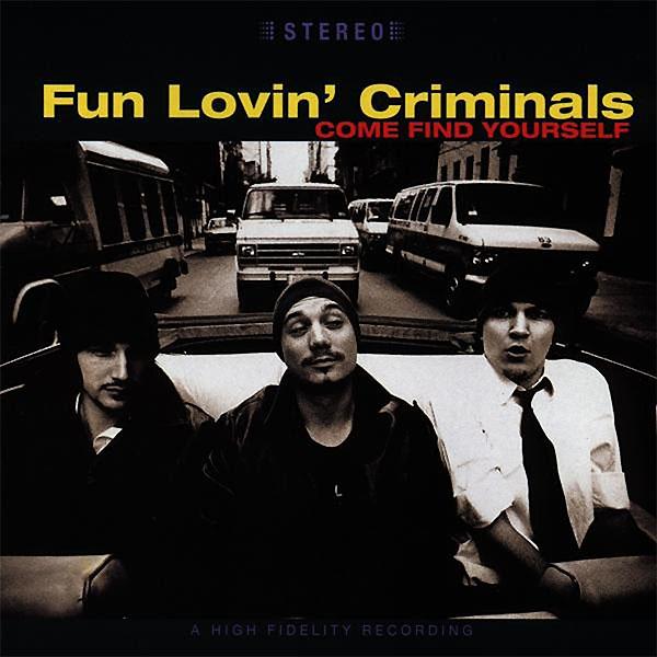 fun lovin'criminals, de platenzaak eindhoven