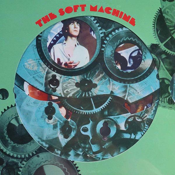 The Soft Machine, de platenzaak eindhoven